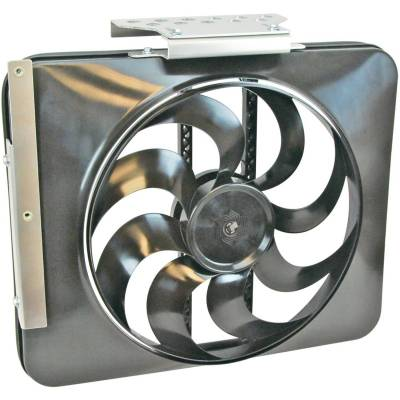 Cooling Fan, Clutch and Motor - Engine Cooling Fan - Flex-A-Lite - Electric Fan - 185