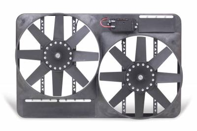 Cooling Fan, Clutch and Motor - Engine Cooling Fan - Flex-A-Lite - Electric Fan - 292