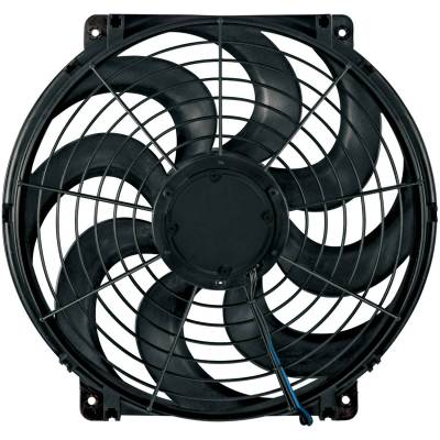 Cooling Fan, Clutch and Motor - Engine Cooling Fan - Flex-A-Lite - Electric Fan - 396