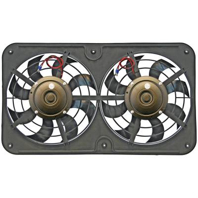Cooling Fan, Clutch and Motor - Engine Cooling Fan - Flex-A-Lite - Electric Fan - 430