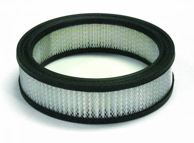 "Filters - Air Filter - Mr Gasket - ELEMENT,REPLACEMENT 6.5""X2"" - 1486A"