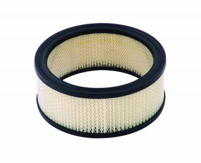 """Filters - Air Filter - Mr Gasket - ELEMENT,REPLACEMENT 6.5""""X2.43"""" - 1485A"""