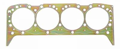 Gaskets and Sealing Systems - Engine Cylinder Head Gasket - Mr Gasket - EMB STL SHM HG SB CHEV 1 PC - 1130G