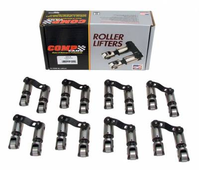 Service Kits - Engine Valve Lifter Kit - COMP Cams - Endure-X Solid Roller Lifter Set for Chevrolet Big Block - 819-16