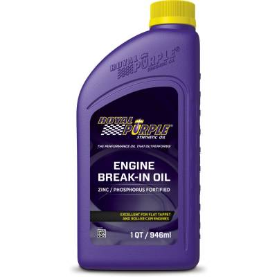 Royal Purple - Engine Break In Oil - 11487