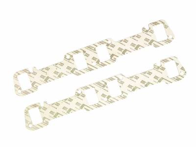 Gaskets and Sealing Systems - Exhaust Manifold Gasket Set - Mr Gasket - EXH GSKT,BUICK 68 THRU 76 - 651G