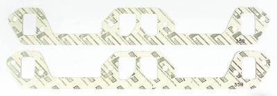 Gaskets and Sealing Systems - Exhaust Manifold Gasket Set - Mr Gasket - EXH GSKT,CHRY 318-360 - 358