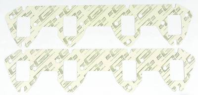Gaskets and Sealing Systems - Exhaust Manifold Gasket Set - Mr Gasket - EXH GSKT,FORD 390-427 16-BOLT - 252