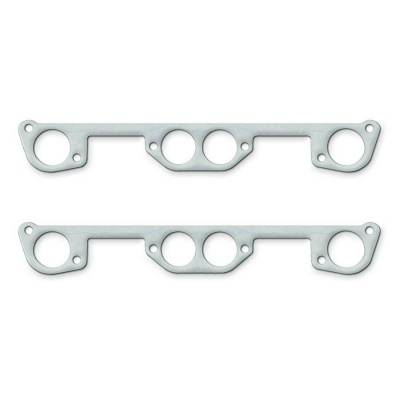 Gaskets and Sealing Systems - Exhaust Header Gasket - Remflex - Exhaust Gasket-PONTIAC V8, 400-455 RAM AIR - 12-002