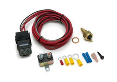 Relays - Engine Cooling Fan Motor Relay - Painless Wiring - Fan Relay w/thermostat-Gen III; IV (on 205; off 190) - 30106