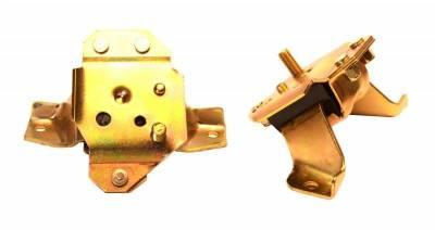 Cylinder Block Components - Engine Mount Set - Energy Suspension - FD MOTOR MOUNT SET - 4.1122G