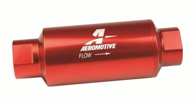 Filters - Fuel Filter - Aeromotive Fuel System - Filter, In-Line (AN-10) 10 micron fabric element - 12301