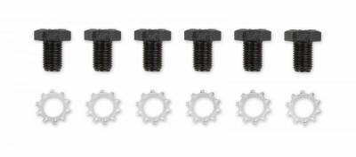 Hardware - Automatic Transmission Flexplate Mounting Bolt - Mr Gasket - FLEXPLATE,BOLTS GR.8 GM - 6710