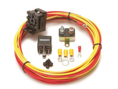 Relays - Fuel Pump Relay - Painless Wiring - Fuel Pump Relay Kit - 50102