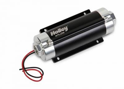 Fuel Pumps and Related Components - Electric Fuel Pump - Holley - FUEL PUMP, HP HIGH FLOW ELECTRIC - 12-890