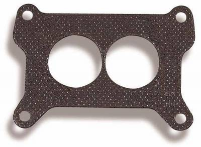 Gaskets and Sealing Systems - Carburetor Mounting Gasket - Holley - GASKET - FLANGE - 108-9