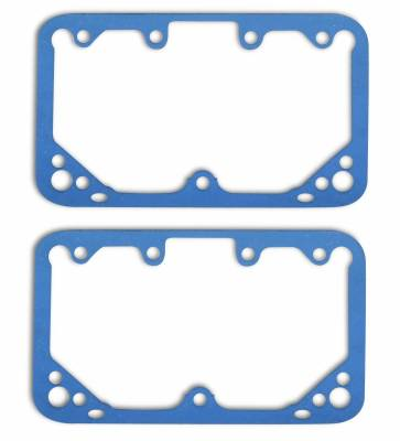 Gaskets and Sealing Systems - Fuel Pump Bowl Gasket - Holley - GASKET - FUEL BOWL - BLUE - 108-120