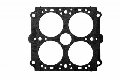 Gaskets and Sealing Systems - Fuel Injection Throttle Body Mounting Gasket - Holley - GASKET - THROTTLE BODY - 108-3
