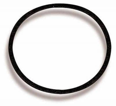 Gaskets and Sealing Systems - Air Cleaner Mounting Gasket - Holley - GASKET,AIR CLEANER SPN - 108-4