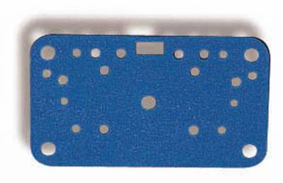 Gaskets and Sealing Systems - Carburetor Power Valve Gasket - Holley - GASKETS (BLUE NON-STICK) - 108-90-2