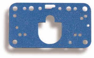 Gaskets and Sealing Systems - Carburetor Power Valve Gasket - Holley - GASKETS (BLUE NON-STICK) - 108-91-2