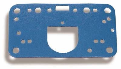 Gaskets and Sealing Systems - Carburetor Power Valve Gasket - Holley - GASKETS-BLUE NON-STICK - 108-89-2