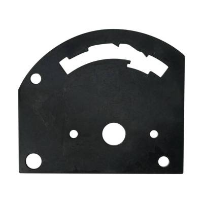Transfer Case Components - Transfer Case Shift Pattern Plate - B&M - GATE PLATE 4 SPEED - 80712