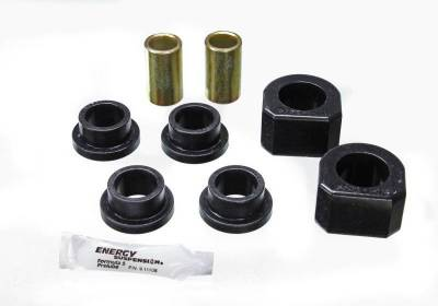 Suspension, Springs and Related Components - Suspension Stabilizer Bar Bushing Kit - Energy Suspension - GM 1-1/4in. 4 X FRT SWAY BAR BUSHING - 3.5118G