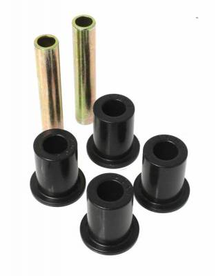 Suspension, Springs and Related Components - Leaf Spring Shackle Bushing - Energy Suspension - GM 4 X FRT SPRING BUSHING - 3.2111G