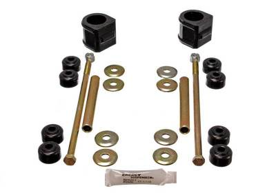 Suspension, Springs and Related Components - Suspension Stabilizer Bar Bushing Kit - Energy Suspension - GM 4 X FRT SWAY BAR BUSHING SET - 3.5136G