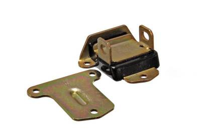 Cylinder Block Components - Engine Mount - Energy Suspension - GM EARLY ENG MNT ZINC PLATED - 3.1114G