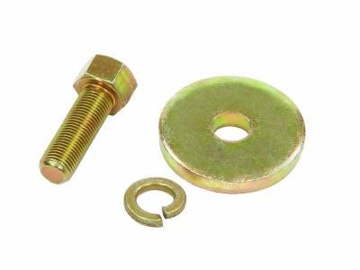 Cylinder Block Components - Engine Harmonic Balancer Bolt - Mr Gasket - HARM BALANCER BOLT BB CHEV - 946G