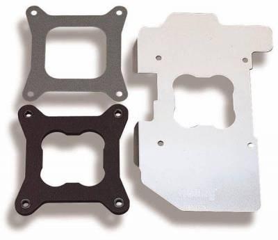 Carburetion - Carburetor Heat Insulator - Holley - HEAT SHIELD KIT - 108-70