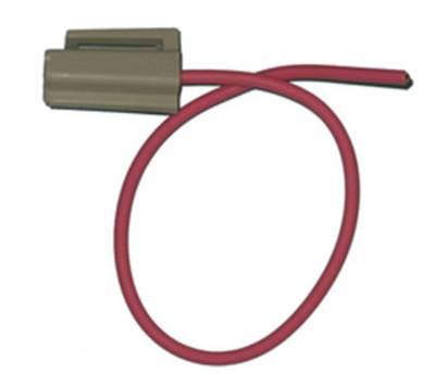 Ignition Wire and Related Components - Distributor Wiring Harness - Painless Wiring - HEI Power Lead Pigtail - 30809