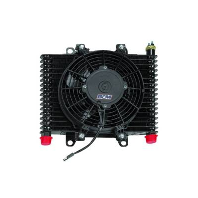 Radiators, Coolers and Related Components - Automatic Transmission Oil Cooler - B&M - HI TEK COOLING SYSTEM LARGE - 70297