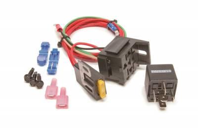 Relays - Headlight Relay - Painless Wiring - High Beam Headlight Relay Kit (1988-1998 GM full-size trucks/SUVs) - 30802