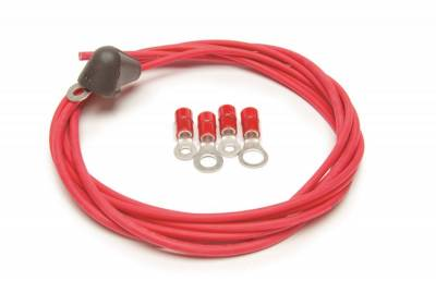 Alternator / Generator and Related Components - Alternator Harness - Painless Wiring - High Output Alternator Wire w/boot - 30709