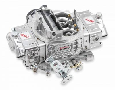 Carburetion - Carburetor - Quick Fuel Technology - Hot Rod Carburetor 650 CFM MS - HR-650