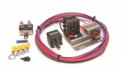 Switches - Starter Solenoid Switch - Painless Wiring - Hot Shot Plus w/engine bump switch - 30201