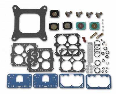 Carburetion - Carburetor and Installation Kit - Holley - HP KIT - 37-1546
