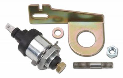 Carburetion - Carburetor Idle Stop Solenoid - Edelbrock - Idle Compensator Kit for all Edelbrock Square-Bore Carburetors - 8059