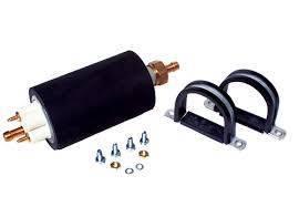 Fuel Pumps and Related Components - Electric Fuel Pump - Aeromotive Fuel System - Inline EFI Fuel Pump - 11109