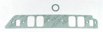 Gaskets and Sealing Systems - Engine Intake Manifold Gasket - Mr Gasket - INT GSKT,BB CHEV LG PORT 1/8 - 122