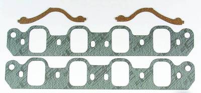 Gaskets and Sealing Systems - Engine Intake Manifold Gasket - Mr Gasket - INT GSKT,FORD 351C 4-BBL/B0SS - 214