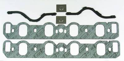 Gaskets and Sealing Systems - Engine Intake Manifold Gasket - Mr Gasket - INT GSKT,FORD 351M/400 - 222