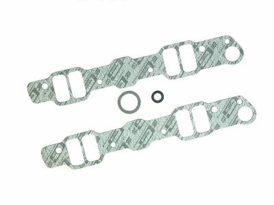 Gaskets and Sealing Systems - Engine Intake Manifold Gasket - Mr Gasket - INT GSKT,PONTIAC 1967-71 R/A 3 - 503G