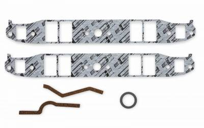 Gaskets and Sealing Systems - Engine Intake Manifold Gasket - Mr Gasket - INT GSKT,SB CHEV MED PORT - 106