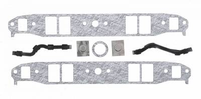 Gaskets and Sealing Systems - Engine Intake Manifold Gasket - Mr Gasket - INT GSKT,SB CHEV STK PORT - 101B