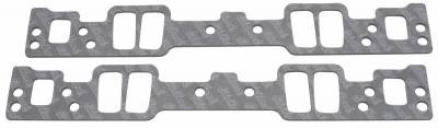 Gaskets and Sealing Systems - Engine Intake Manifold Gasket Set - Edelbrock - Intake Manifold Gasket for E-Tec 170 Big-Block Chevy - 7235
