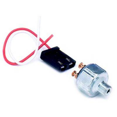Switches - Brake Light Switch - Painless Wiring - Low Pressure Brake Switch w/Pigtail - 80174